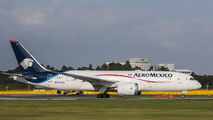 N782AM - Aeromexico Boeing 787-8 Dreamliner aircraft