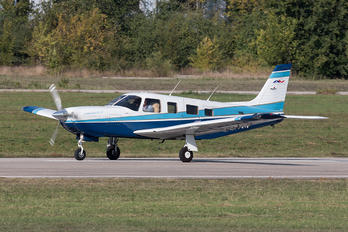 D-ACVM - Private Piper PA-32 Saratoga