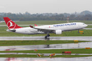 TC-JIP - Turkish Airlines Airbus A330-200 aircraft