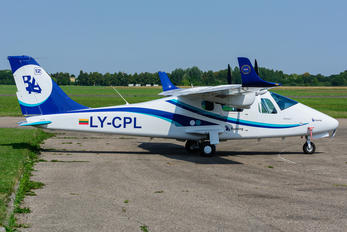 LY-CPL - Baltic Aviation Academy Tecnam P2006T