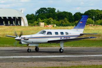 D-ERGC - Private Piper PA-46 Malibu Meridian / Jetprop DLX