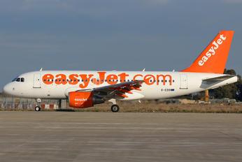 G-EZIB - easyJet Airbus A319