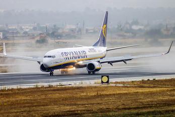 EI-EVV - Ryanair Boeing 737-800