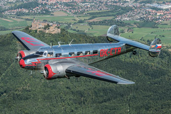 N241M - Private Lockheed 10 Electra