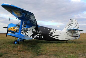 SP-FGR - Private Antonov An-2