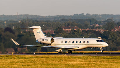 HS-VSK - King Power International Gulfstream Aerospace G650, G650ER