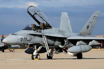 CE.15-08 - Spain - Air Force McDonnell Douglas EF-18B Hornet