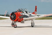 N462NA - Private North American T-28C Trojan aircraft