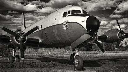 T.4-8 - Spain - Air Force Douglas DC-4