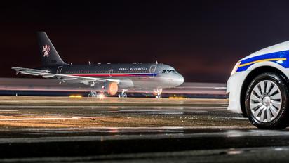 3085 - Czech - Air Force Airbus A319 CJ