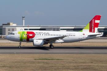CS-TTO - TAP Portugal Airbus A319