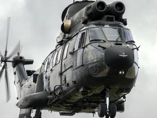 HT.21-10 - Spain - Army Aerospatiale AS332 Super Puma