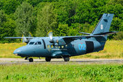 02 - Lithuania - Air Force LET L-410UVP Turbolet aircraft
