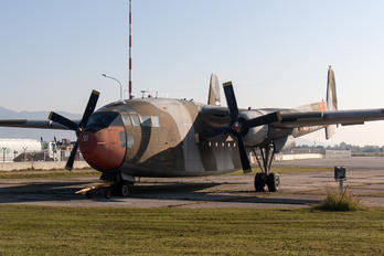 MM53-3200 - Italy - Air Force Fairchild C-119 Flying Boxcar