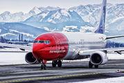 LN-DYL - Norwegian Air Shuttle Boeing 737-800 aircraft