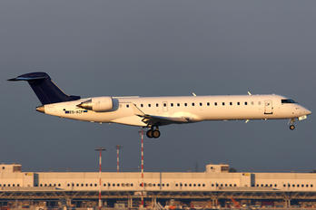 ES-ACF - Estonian Air Canadair CL-600 CRJ-701