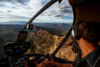 N27DB - Zion Helicopter LLC Robinson R66