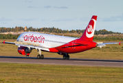 D-ABFC - Air Berlin Airbus A320 aircraft