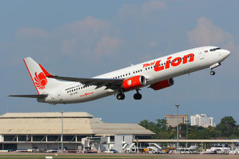 HS-LTK - Thai Lion Air Boeing 737-900ER