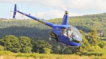 WAGG - Private Robinson R22 aircraft