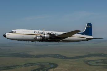 N251CE - Everts Air Fuel Douglas DC-6B