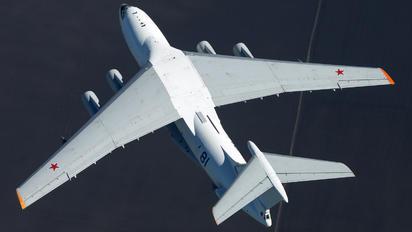 RF-94285 - Russia - Air Force Ilyushin Il-78