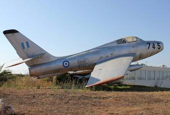 36745 - Greece - Hellenic Air Force Republic F-84F Thunderstreak