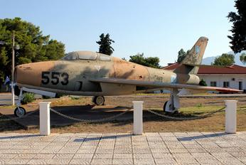 26554 - Greece - Hellenic Air Force Republic F-84F Thunderstreak