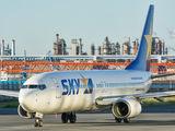 JA737P - Skymark Airlines Boeing 737-800 aircraft
