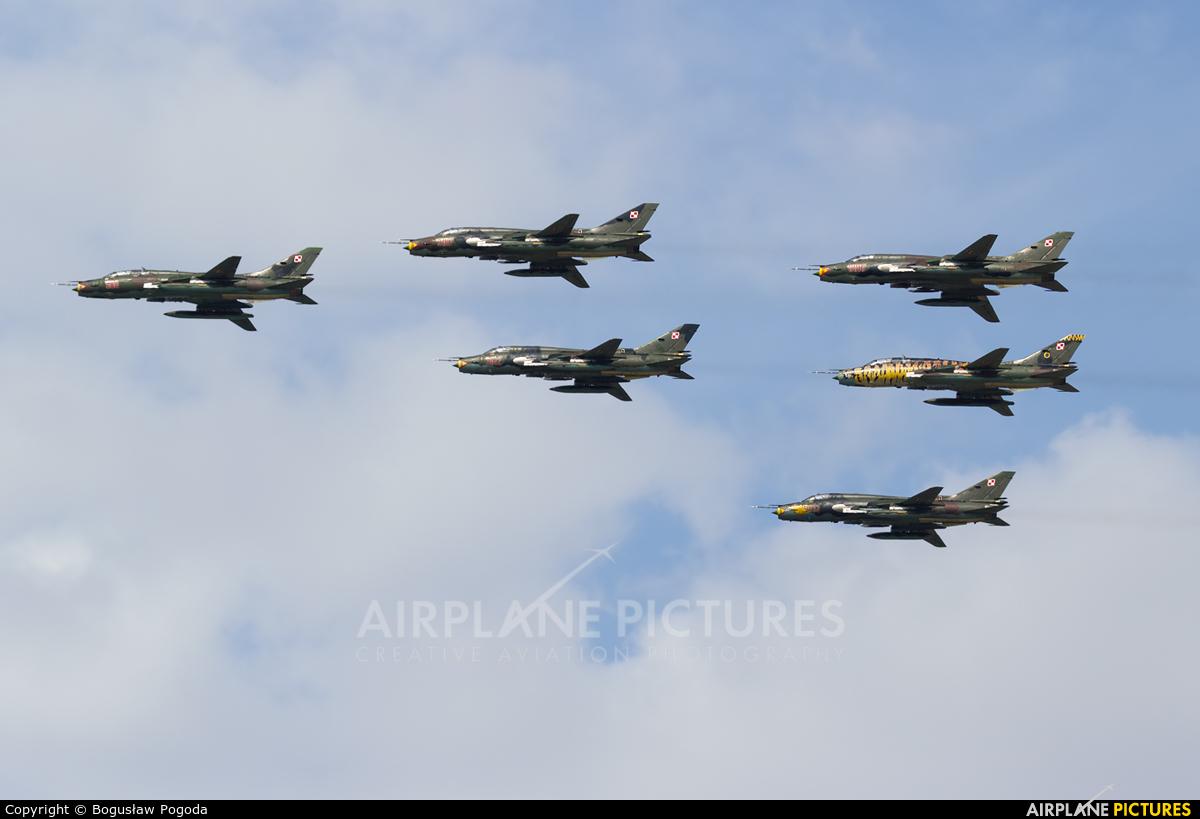 Poland - Air Force 3612 aircraft at Radom - Sadków