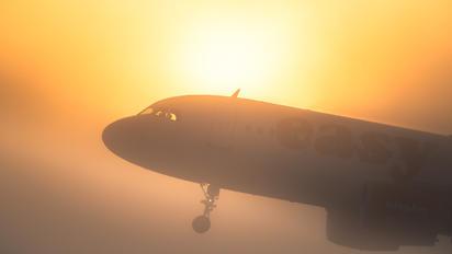 HB-JYA - easyJet Switzerland Airbus A320