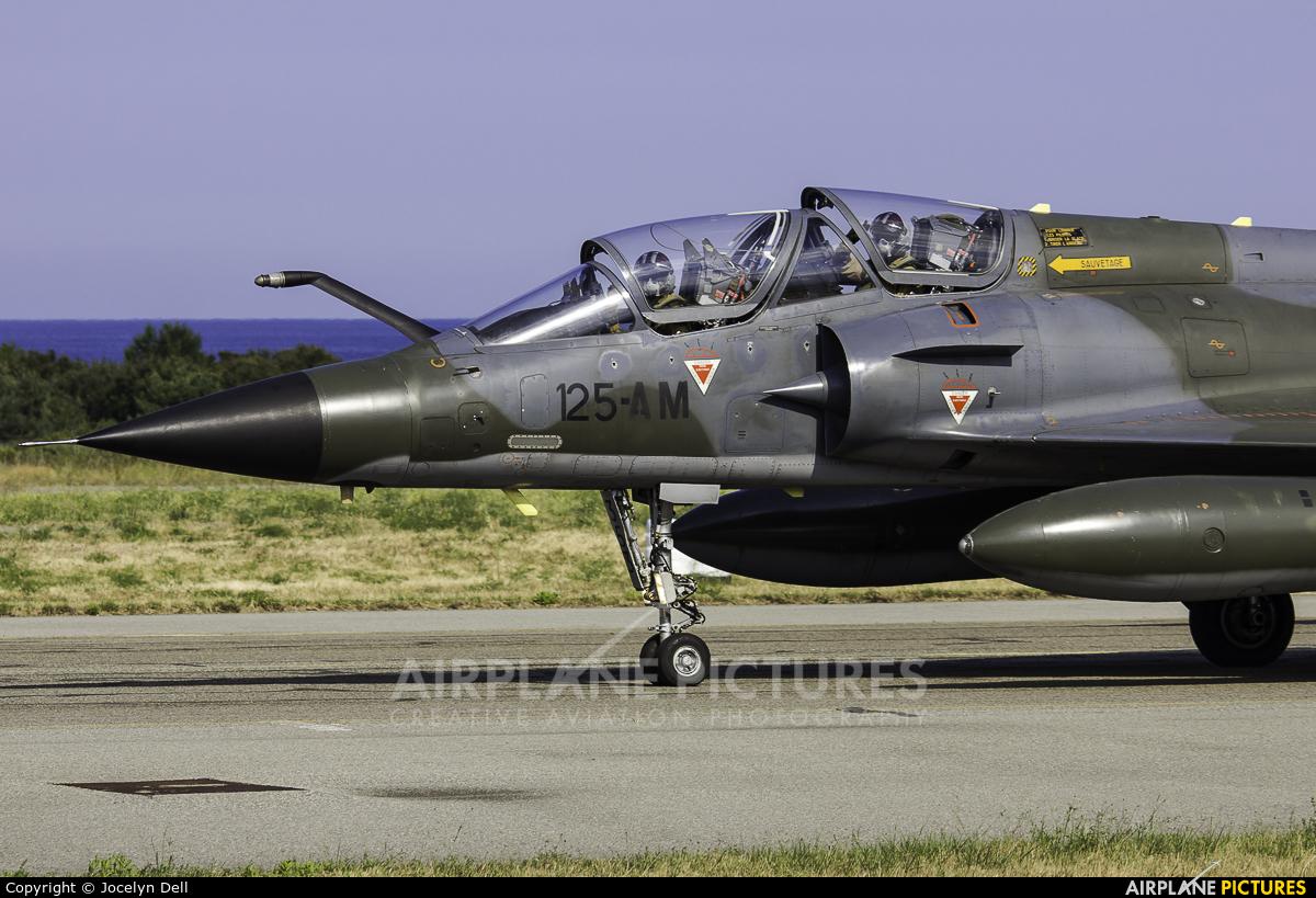 France - Air Force 125-AM aircraft at Ventiseri-Solenzara