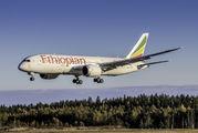 ET-ADU - Ethiopian Airlines Boeing 787-8 Dreamliner aircraft