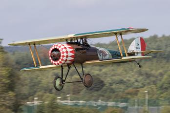 LX-NIE - Private Nieuport 28c1