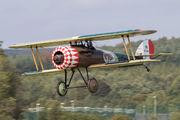 LX-NIE - Private Nieuport 28c1 aircraft