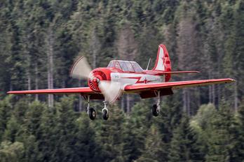 F-WRUH - Private Yakovlev Yak-52