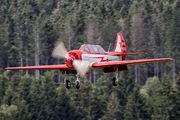 F-WRUH - Private Yakovlev Yak-52 aircraft