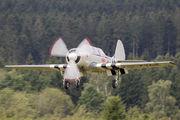 G-ZYAK - Private Yakovlev Yak-52 aircraft
