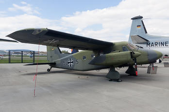 5885 - Germany - Air Force Dornier Do.28 D Skyservant