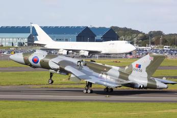 XH558 - Vulcan to the Sky Trust Avro 698 Vulcan B.2