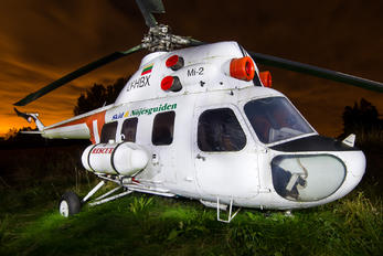 LY-HBX - Unknown Mil Mi-2