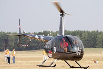 OE-KMO - Private Robinson R44 Astro / Raven