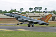 ZK342 - Royal Air Force Eurofighter Typhoon FGR.4 aircraft