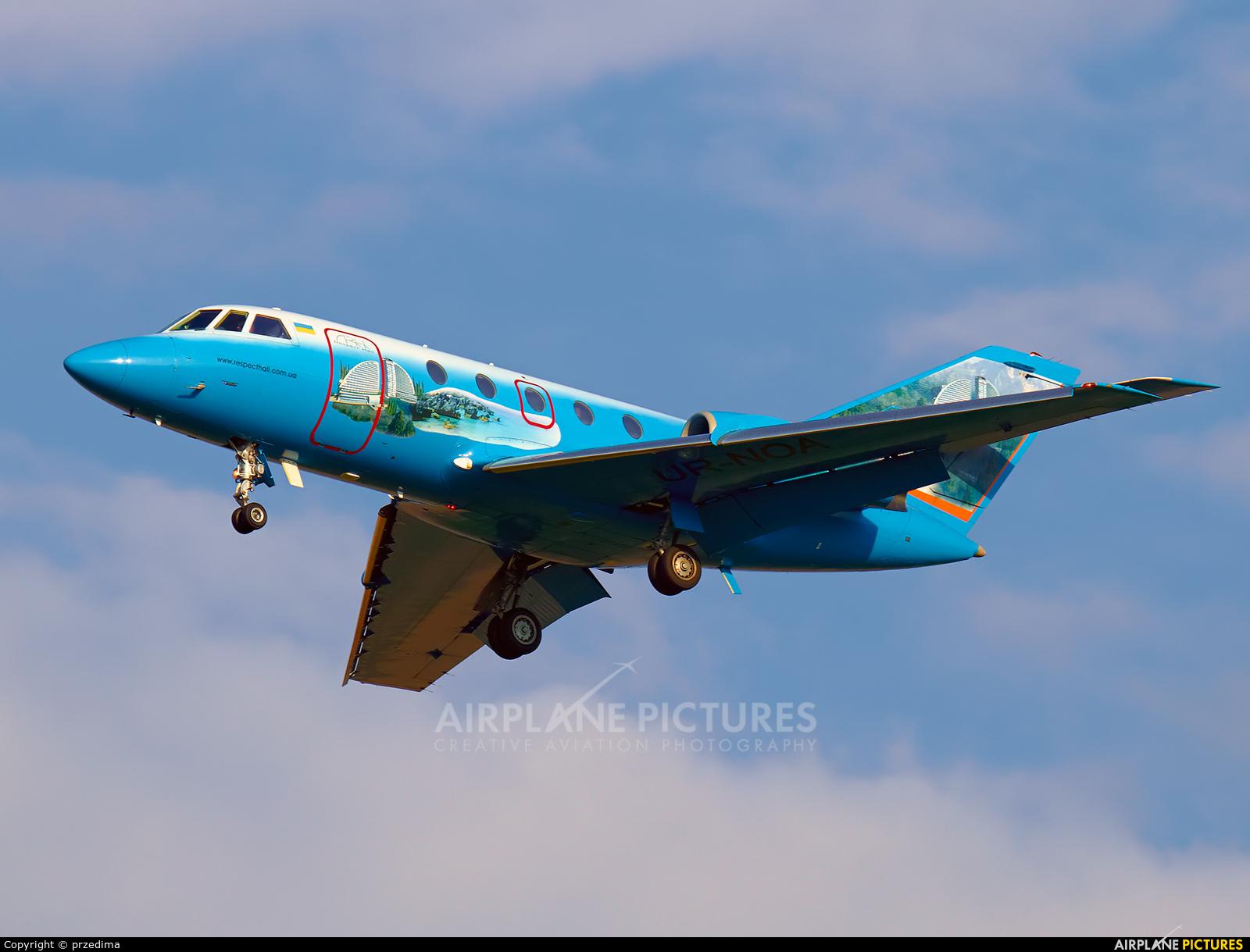 Challenge Aero UR-NOA aircraft at Kiev - Borispol