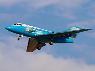 UR-NOA - Challenge Aero Dassault Falcon 20