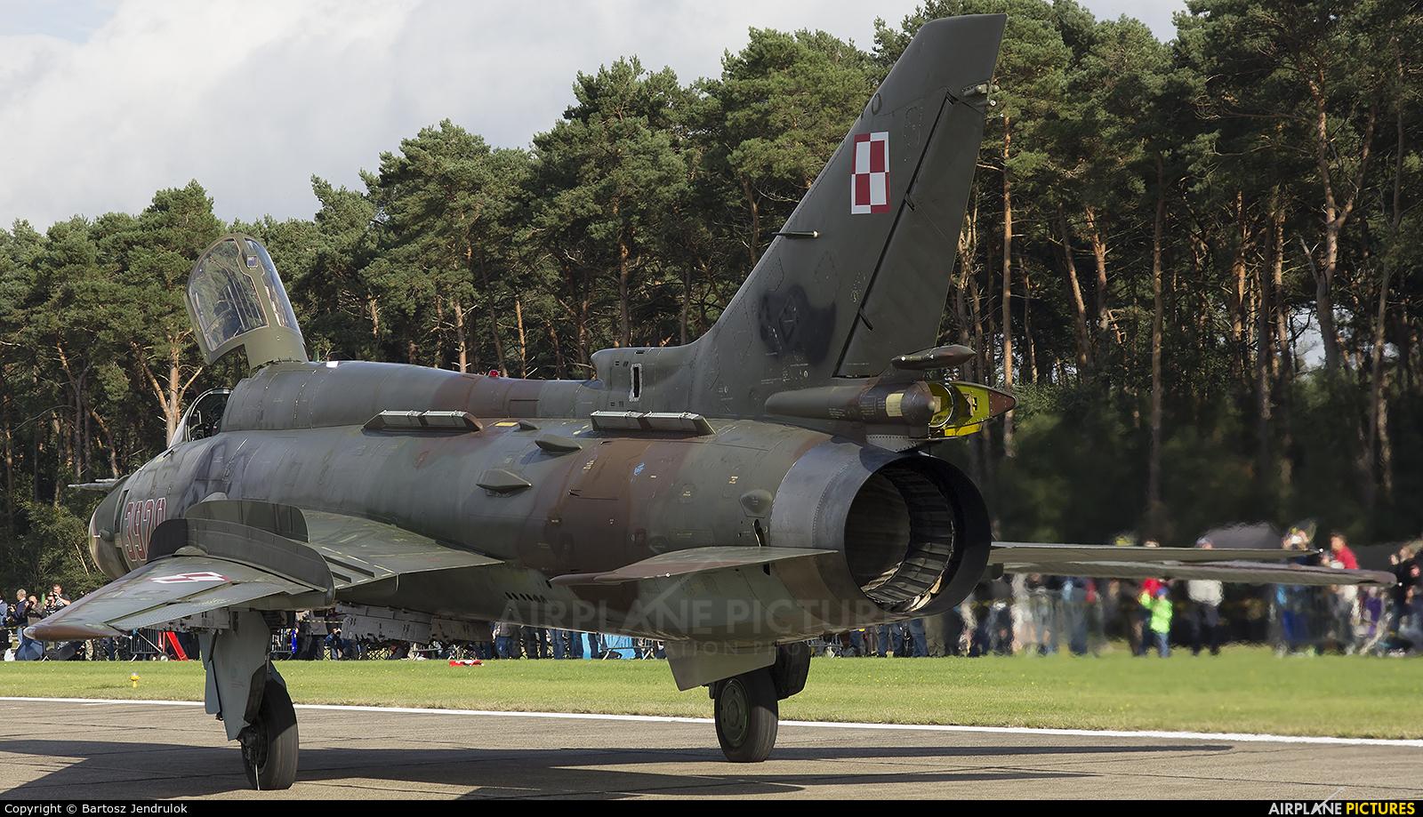 Poland - Air Force 3920 aircraft at Kleine Brogel