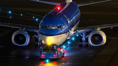 PH-BCE - KLM Boeing 737-800