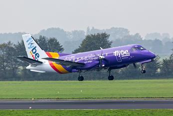 G-LGNC - FlyBe - Loganair SAAB 340