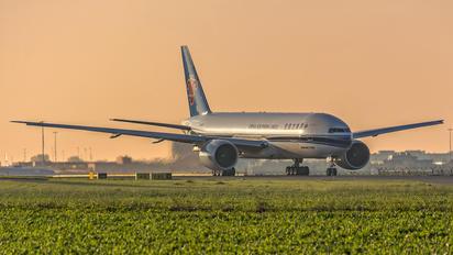 B-2027 - China Southern Cargo Boeing 777F