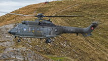 T-323 - Switzerland - Air Force Aerospatiale AS532 Cougar aircraft